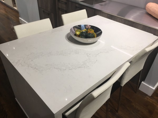 M43 Calacatta Maximum Quartz Countertops