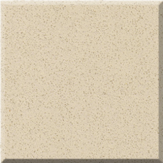 C58 Freckle Beige Quartz Slab