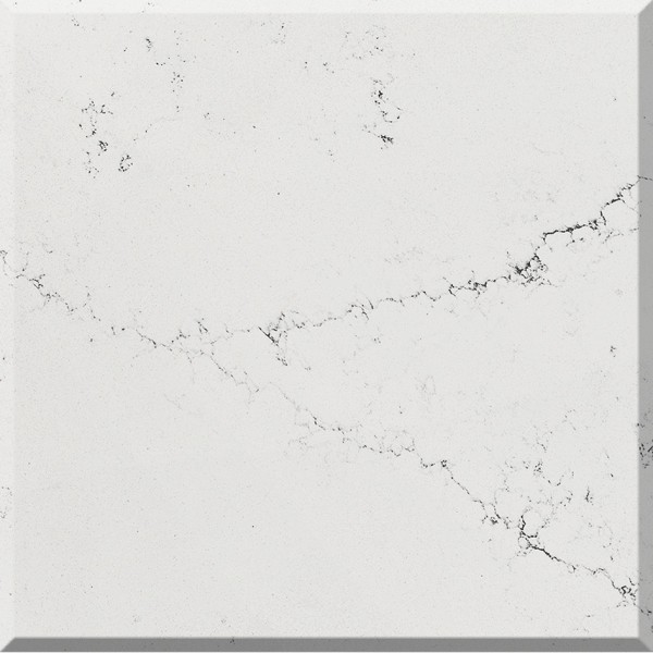 M48 Bianca Carrina Quartz Slab