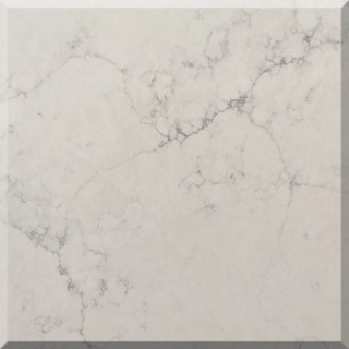 M53 Carrara Nueva Quartz Slab