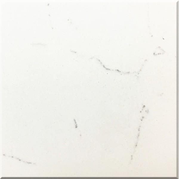 M40 Cashmere Carrara Quartz Slab