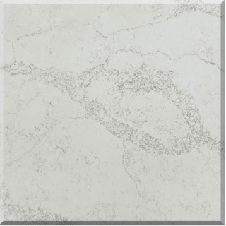 M43 Calacatta Maximum Quartz Slab