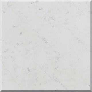 M45 Statuario Cirrus Quartz Slab