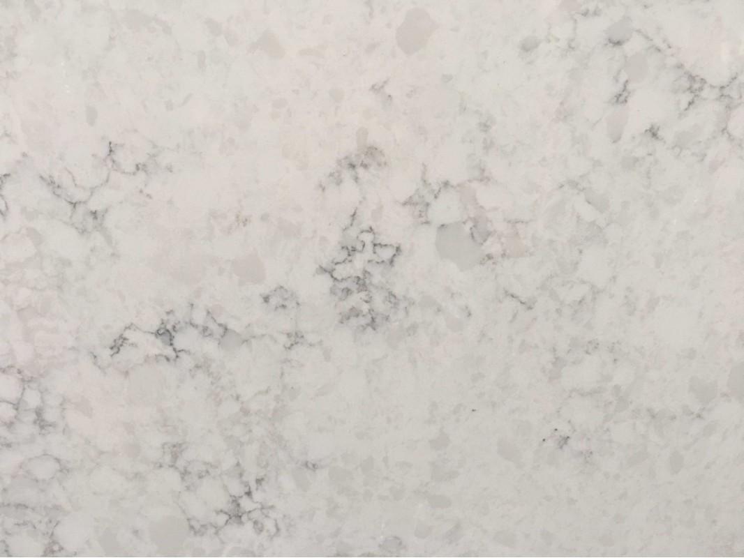Wholesale organic white quartz slabs for Quartz slab size