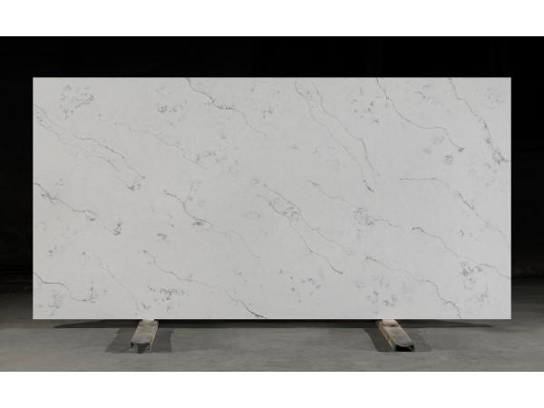 M41 Organic White Quartz Slab