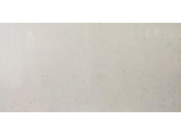 M52 Frosty Carrara Quartz Slab